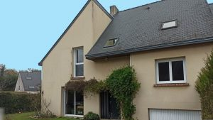 travaux de rénovation sur une maison à Saint Grégoire